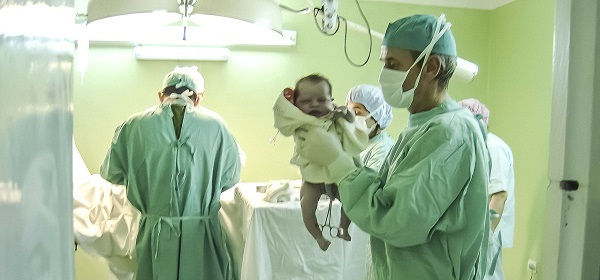 baby surgical
